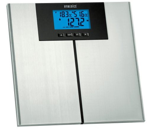 body fat scale homedics - 2