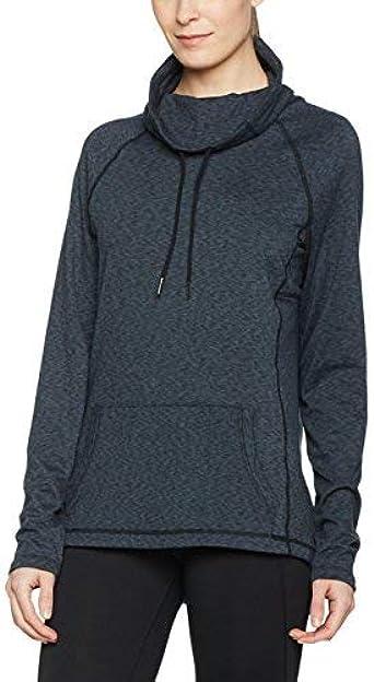 New Look Soft Brush Sports Sweat Shirt à Capuche Femme