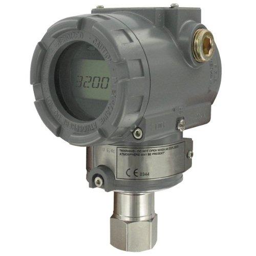 Dwyer Mercoid Series 3200G Explosion-proof Pressure Transmitter, 0-725 psig Range, FM Approval, 1/2