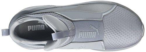 Puma Fiercequiltedq4, Zapatillas para Mujer Plateado (Quarry-Silve 02Quarry-Silve 02)