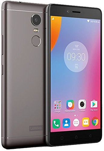 Lenovo K6 Note 4G LTE Octa Core Fingerprint 32GB 16MP 3GB Ram Dual Sim International Version (Grey)