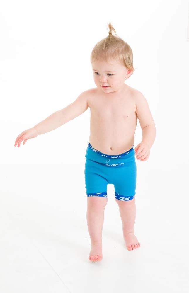 SwimBest Swim Nappy//Shorts Pink//Blue-4-6 kgs 3-6 mths