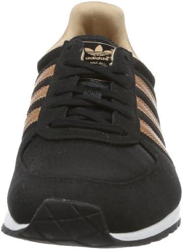 adidas Originals Womens Adistar Racer W-3 Trainers D65483 Black ...