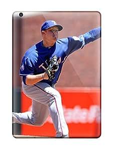 616B9PWJVMUJ65NJ texas rangers MLB Sports & Colleges best iPad Air cases