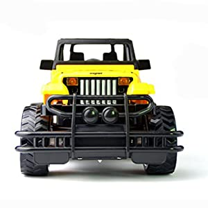 Iusun 1:24 Drift Speed Radio Remote Control RC Car Off-road Vehicle Kids Children Toy Gift (Random)