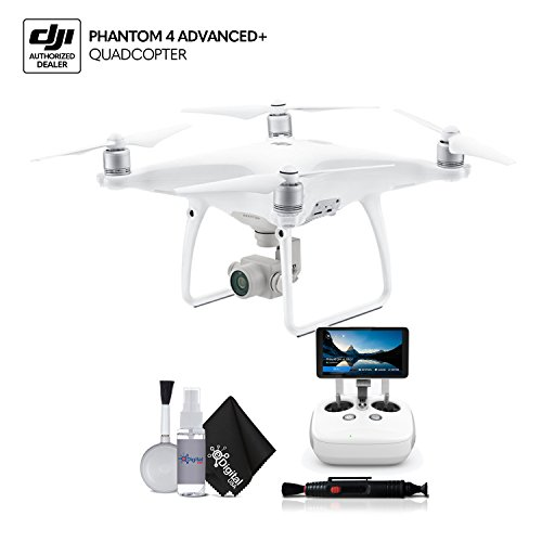 DJI Phantom 4 Advanced+ (CP.PT.000698) Start Flying Bundle