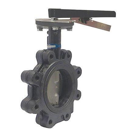 Lug Style Butterfly Valve Size 5 in