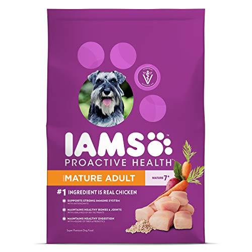 Iams Proactive Health Mature Adult Dry Dog Food Chicken, 29.1 Lb. Bag