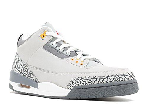 Nike Air Jordan 3 Retro Ls - 315297-062