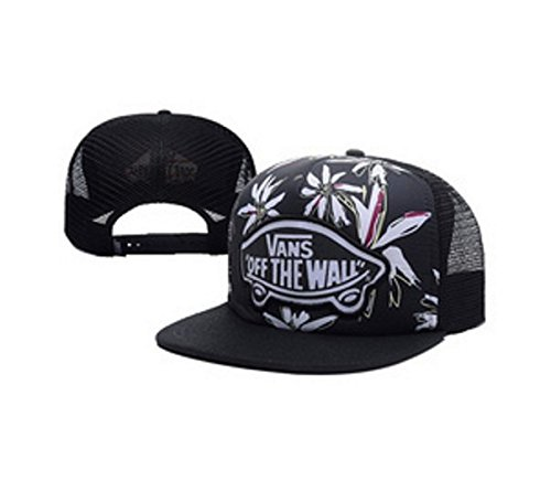 Brand Gorras Vans Cap Snapback Vans Hat Gorra Vans Off the Wall for Men Women Trucker Sport Hat Bone Aba Reta Gorras Planas Vans #Style A-11: Amazon.com: ...