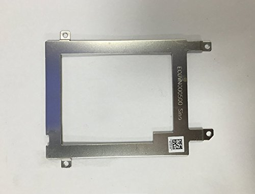 Nbparts New for Dell Latitude E7440 SATA Hard Drive HDD SSD 5mm Metal Caddy Frame Bracket 0WPRM 00WPRM (4 Screws Included)