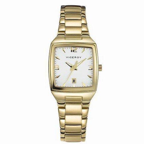 Viceroy 47682-95 - Reloj, correa de acero inoxidable