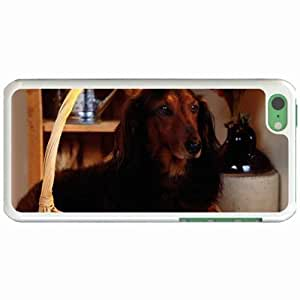 Lmf DIY phone caseCustom Fashion Design Apple iphone 5/5s Back Cover Case Personalized Customized Diy Gifts In Chien WhiteLmf DIY phone case
