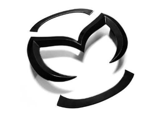 Mazda Emblem - 5