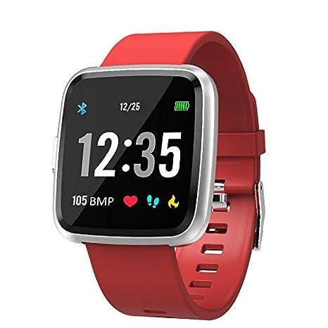 ZGYYDY Mujeres Hombres Reloj Smartwatch Reloj Inteligente Ip67 ...