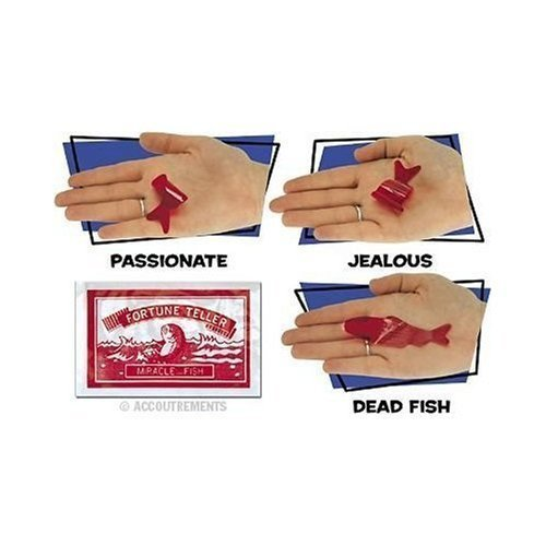 Spiritual Imports 144 Fortune Teller Miracle Fish - Fortune Telling Fish -