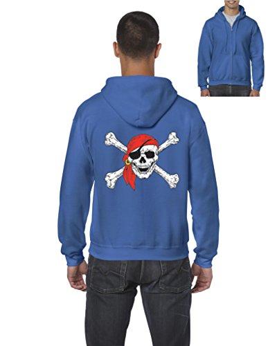 Mom's Favorite Christmas Hoodie Jolly Roger Skull Crossbones Halloween Ugly Sweater Xmas Party Mens Hoodies Zip Up Sweater