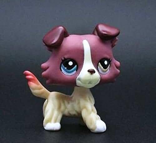 Littlest Pet Shop Nintendo Collie 1262 Dog