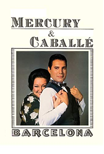 Mercury & Caballe Barce
