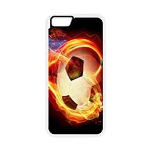 "High Quality {YUXUAN-LARA CASE}Love Sports - Football For Apple Iphone 6,4.7"" screen STYLE-20"