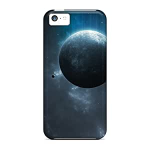 Top Quality Rugged Space Case Cover For Iphone 5c