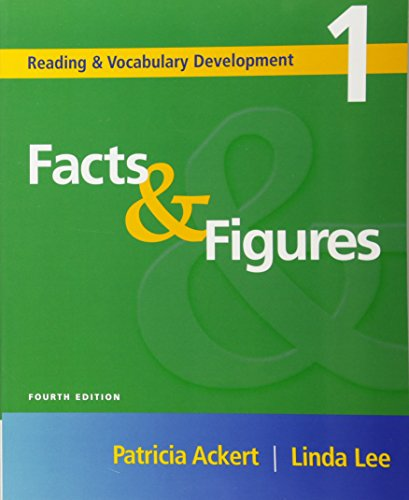Facts & Figures, Fourth Edition (Reading & Vocabulary Development 1)