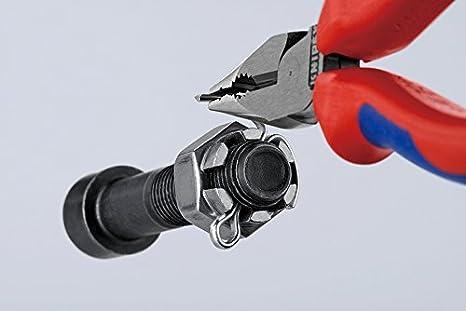 Knipex spitzkombizange Longitud 1/pieza 145/mm 08/22/145/SB