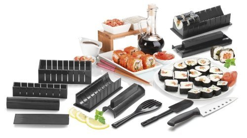 Sushi Making Set the Ultimate Sushi Roll Maker By Bradex (Sushi Master compare prices)