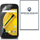 6X - Spartan Shield Premium HD Screen Protector For Motorola Moto E2-6X