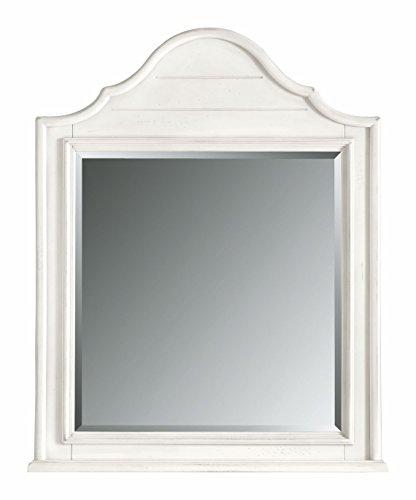 Stanley 411-23-31 Coastal Living Arch Top Mirror, Saltbox White (Stanley White Mirror)