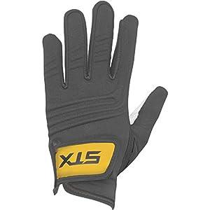 Breeze Women's Lacrosse Glove - Graphite/White (PR