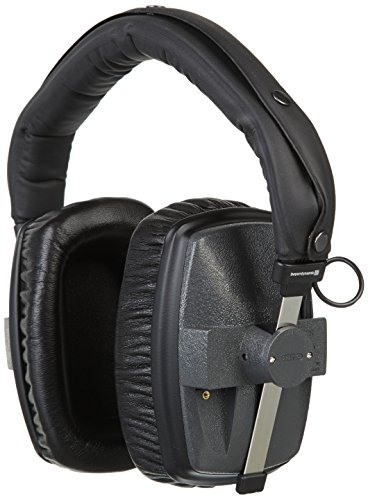 Beyerdynamic DT-150-250-GREY Closed Dynamic Monitoring Headphone for use in Loud Environments by beyerdynamic