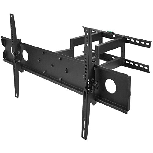 SIIG CE MT1F12 S1 Large Full Motion TV Wall Mount 42 to 80 S