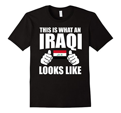 Storecastle: This Is What An Iraqi Looks Like Gift T-Shirt