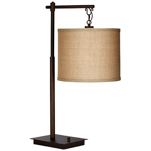 Pacific Coast Lighting Phillipp Table Lamp in Oil Rubbed Bronze ()