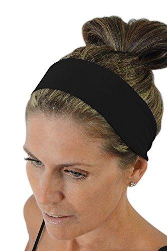 ice-cream-intensity-nero-black-jogging-headband-no-slip-antibacterial-hypoallergenic-and-thermo-regu
