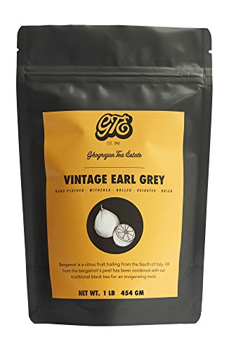 - Loose Leaf Earl Grey Black Tea (200+ Cups) - Fresh 2019 Harvest - Directly Shipped From Our Family-Owned Estate in India - Blended with Organic Bergamot Oil Sourced From Italy - Bulk Pack