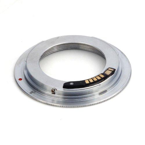 Pixco EMF AF Confirm M42 Lens to Canon EOS EF Mount Adapter Ring - Lens F64