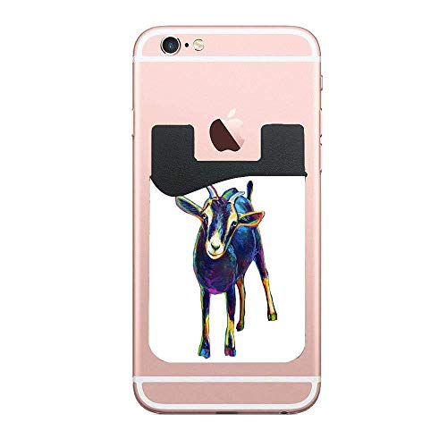 - Cellcardphone Gertie The Goat Star of The Show Custom Phone Card Holder, ID Credit Card Wallet Phone Case Pouch Sleeve Pocket Compatible with Most of Smartphones(iPhone/Android)