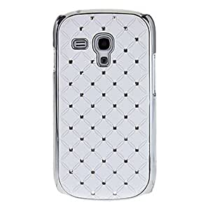 Luxury Bling Diamond Crystal Star Plated Hard Case Cover for Samsung Galaxy S3 Mini I8190