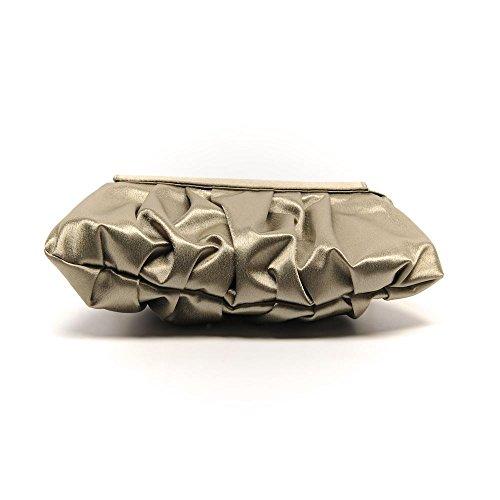 Taupe Soirée Sac bandoulière avec chaîne amovible de £45gt 200