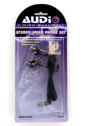 Stereo Head Phones Case Pack 25 Computers, Electronics, Office Supplies, Computing by DDI