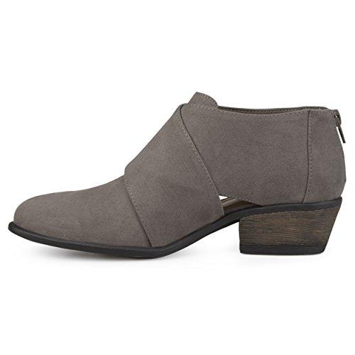 Avita Ankle Grey Boot Co Women's Brinley g0fRBB