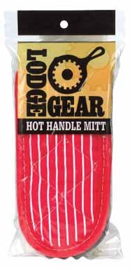 Lodge 2HH2 2 Piece Hot Handle Mitt Set by Lodge Mfg Co