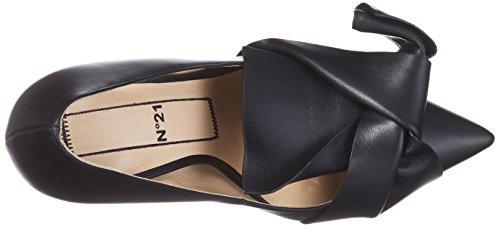 N°21 Damen 8403.1 Pumps Schwarz (Nero)
