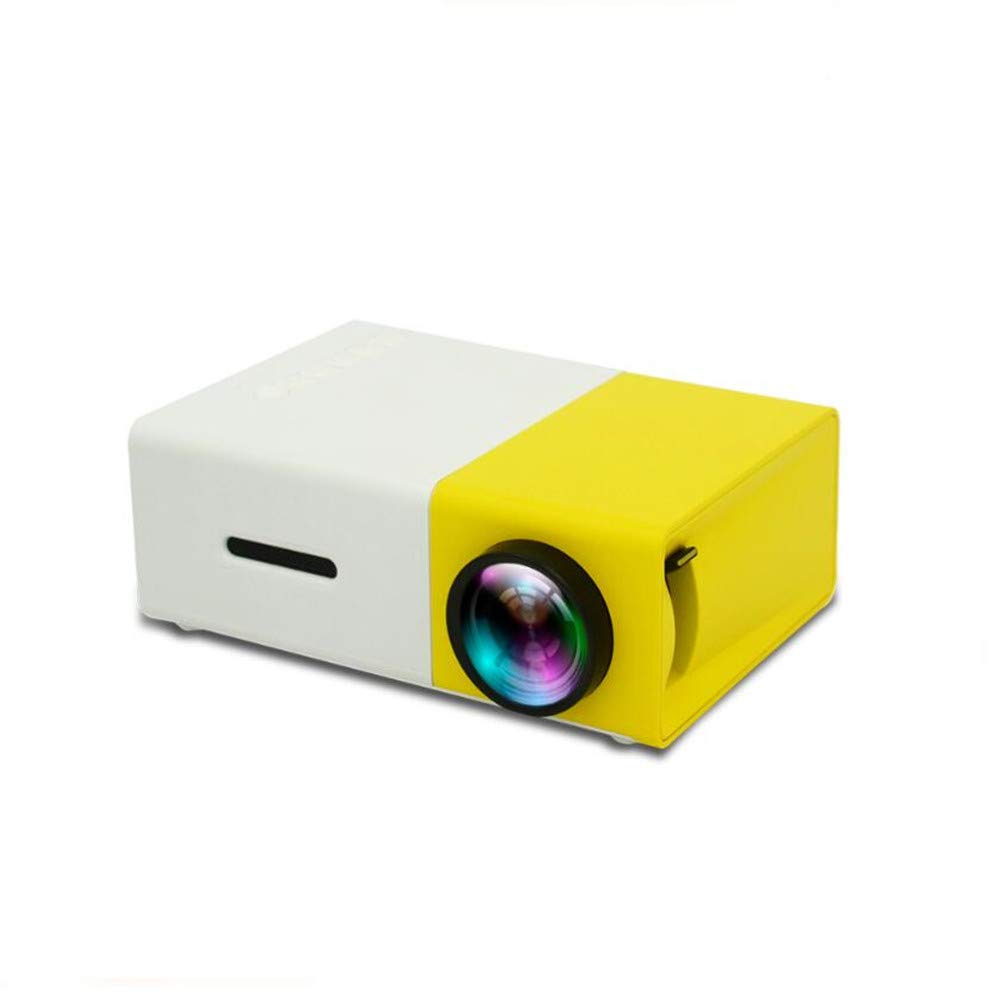 Amazon.com: Mini Portable Projector LCD Proyector HDMI USB ...
