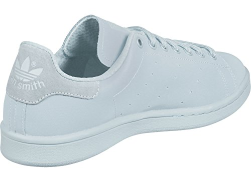 Adidas blanc Baskets halo Grey Mode Blue Homme Stan Smith blue rgWfEqnr1c
