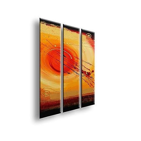 Quadri E Tele Moderne.Kriska 541 60x90cm 3 Quadri Tele Moderne Arredamento Per La Casa