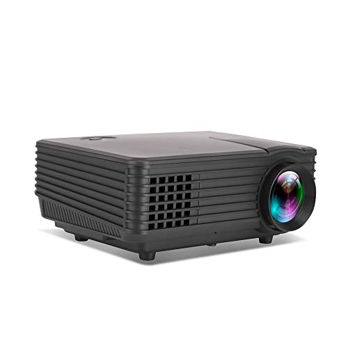 Mini Proyector Portátil, Compatible con 1080 HD LED Projector ...