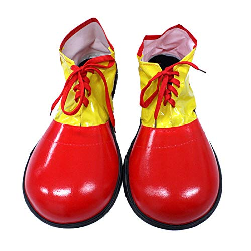Clown Shoes Red]()